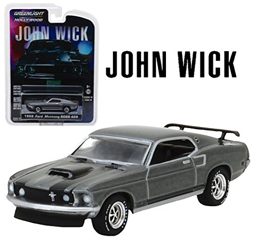 Greenlight Hollywood Limited Edition John Wick 2 1970 Chevrolet Chevelle SS 396