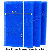 Dynamic Air Filters (3 Pack) (24x28)
