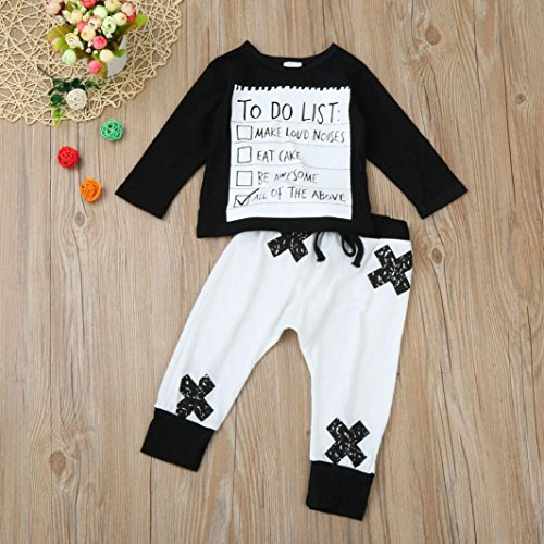 efed509be For 0-5 Years old Baby,DIGOOD Kids Toddler Newborn Baby Boys Girls Letter