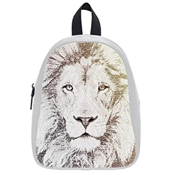 5b8293716297 Amazon.com   Fashion High-grade PU leather The Intellectual animal School  Book Travel Bag Backpack Daypack For Boys Girls Large   Baby