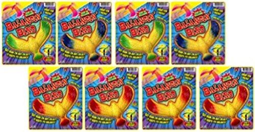 JA-RU Balancing Bird (Party Favor Bundle Pack of 8)