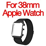 ALNBO for Apple Watch Band Replacement Wrist Band with...