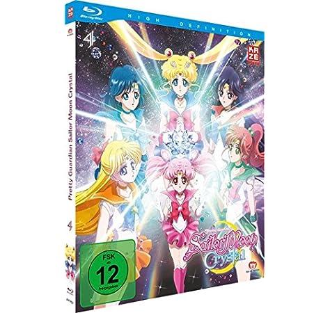 Sailor Moon Crystal - Staffel 1 - Vol.1 - Box 1 - DVD Alemania: Amazon.es: -, Munehisa Sakai, -: Cine y Series TV