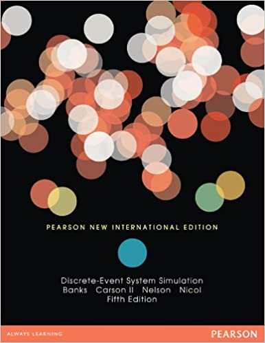 Discrete Event System Simulation Pearson New International Edition 5th Kindle