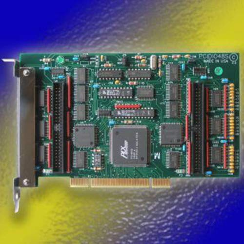 ACCES I/O PCI-DIO-24S 24-Channel Parallel PCI Bus Digital Input/Output Card with Change of State Detection