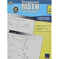 Deals on Singapore Math Challenge, Grades 4 - 6 Paperback