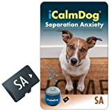 iCalmDog Canine Separation Anxiety Micro SD sound card for the Player | Simple and effective training program by Victoria Stilwell with clinically-proven music by Through a Dog's Ear