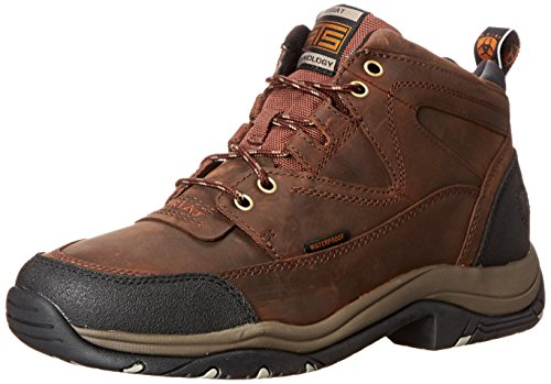 Ariat Men's Terrain H2O Hiking Boot, Copper, 12 D US (Hunting Boots Custom)