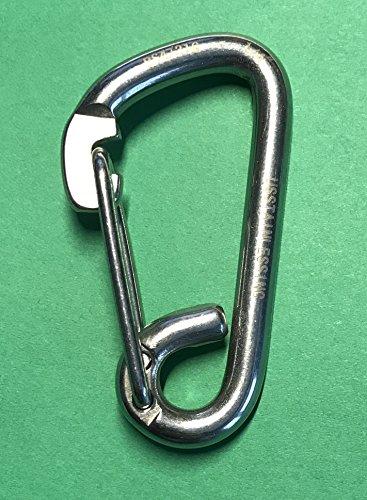 Stainless steel carabiner bulk