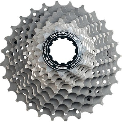 SHIMANO Dura Ace CS-9000 11-Speed Cassette (Grey, 11-25T)