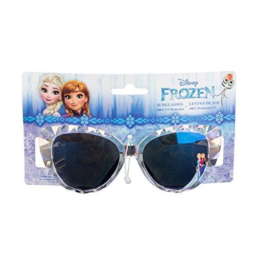 Pan Oceanic LTD Wayfarer Disney FROZEN Sunglasses for Girls, Non-polarized by Pan Oceanic LTD (Image #1)