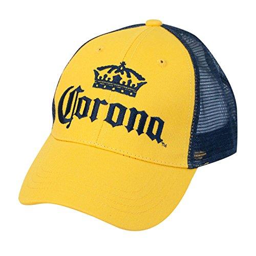 Corona Cap - Corona Gold Trucker Hat