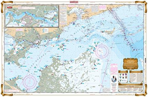 Lake Waterproof Chart - Waterproof Charts 140F Lake