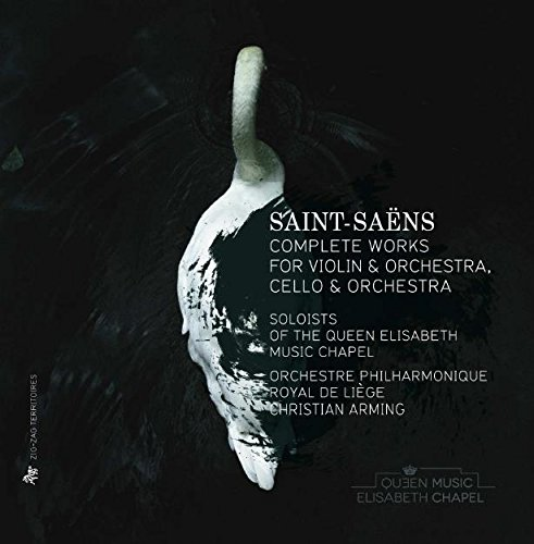 Saint-Saens: Complete Works for Violin & Orchestra, Cello & Orchestra