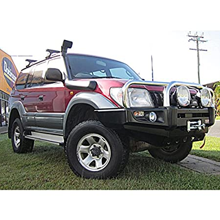 Amazon.com: Dobinsons 4x4 Snorkel Kit for Toyota Land Cruiser Prado 90 Series 1997-2002 3.4L V6 Gas: Automotive