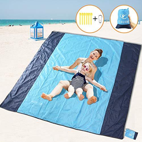 EAUOH Beach Blanket 82