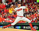 "Trevor Bauer Cleveland Indians 2017 MLB ALDS Action Photo (Size: 8"" x 10"")"