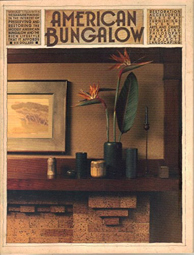 Bungalow Home Office - American Bungalow Magazine, 1993 (Vol 1, Issue 6)