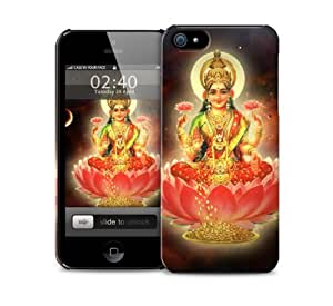 Lakshmi iPhone 5 / 5S protective case by supermalls