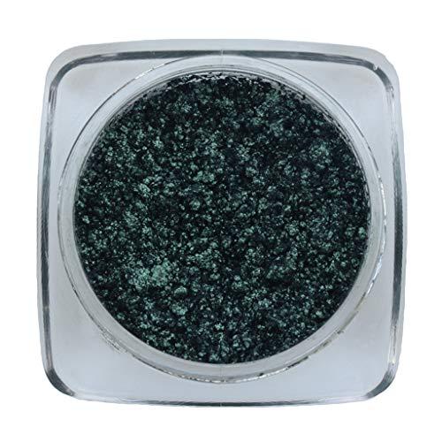 (Fashion Monochrome eye shadow Glitter Powder Shimmering Colors Eyeshadow Metallic Eye Cosmetic (E))