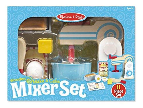 melissa-doug-wooden-make-a-cake-mixer-set-11-pcs-play-food-and-kitchen-accessories