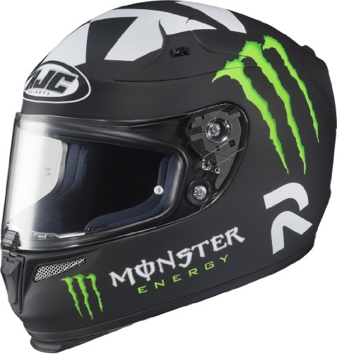 10 Full Face Graphic Helmet - 1