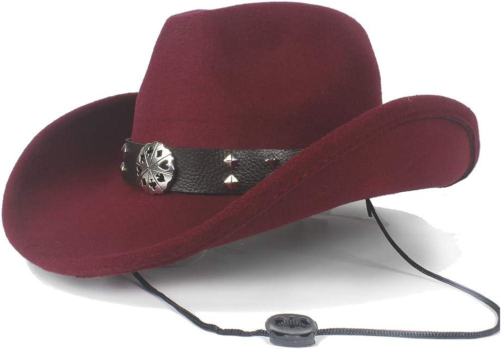 ZUAN Winter Cowboy Hat...