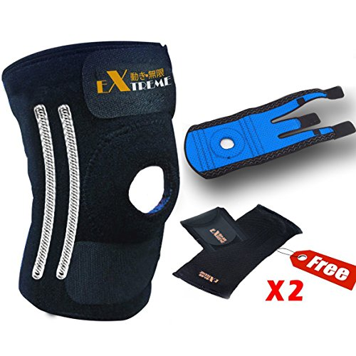 Knee Brace Support by Motion Infiniti for ACL, Meniscus Tear