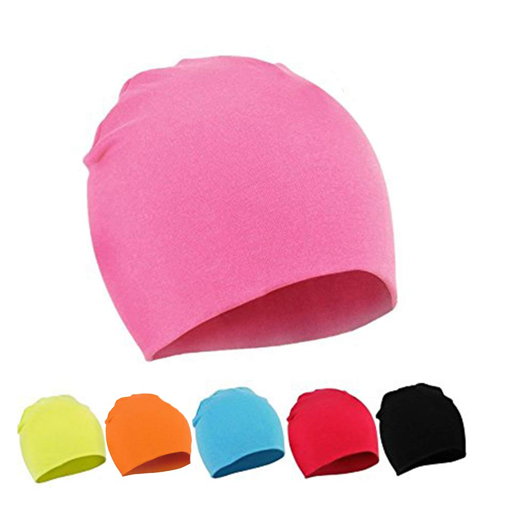 0~2 Years Old Opromo Toddler Infant Baby Cotton Soft Cute Knit Hat Beanies Cap