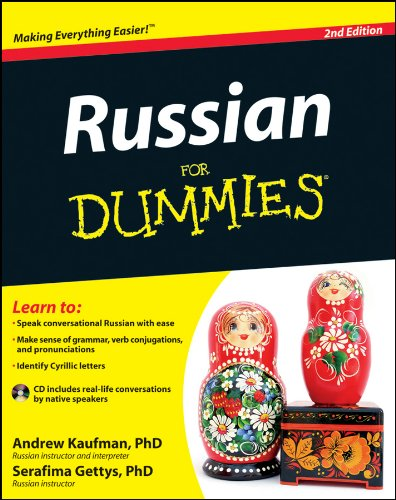 Russian For Dummies (Russian Visual Dictionary)