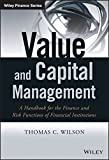 img - for Value and Capital Management: A Handbook for the Finance and Risk Functions of Financial Institutions (The Wiley Finance Series) book / textbook / text book