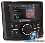 Rockford Fosgate PMX-3 Compact Digital Media Receiver w/ 2.7'' Display