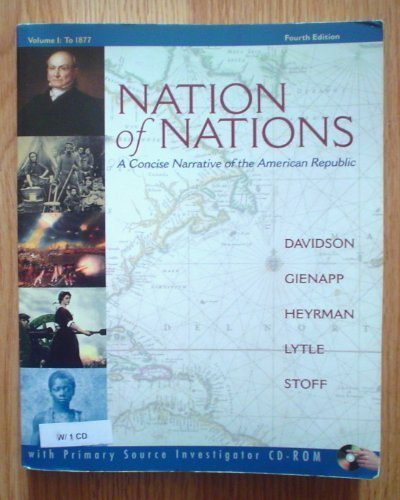 NATION OF NATIONS,CONCISE V.I- pdf epub