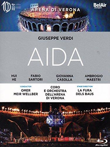 Verdi - Aida (Blu-ray)