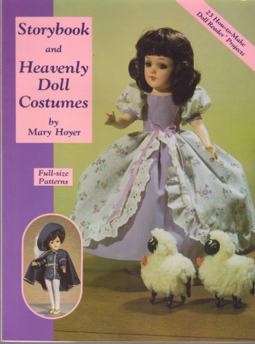 Storybook Costumes For Dolls (Storybook and Heavenly Doll Costumes)
