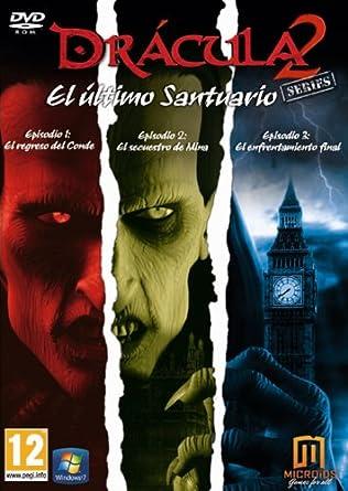 Dracula 2 - Pack Series: Amazon.es: Videojuegos