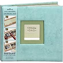 Hallmark Album Celebrating Dad Instant Memory Book