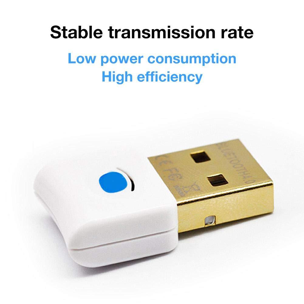 Mini Adaptador Bluetooth 4.0 inalámbrico, Adaptador ...