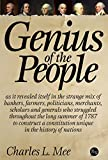 Front cover for the book Genius of the People: The Making of the Constitution by Charles L. Mee Jr.