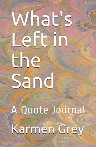 (What's Left in the Sand (Reflection))