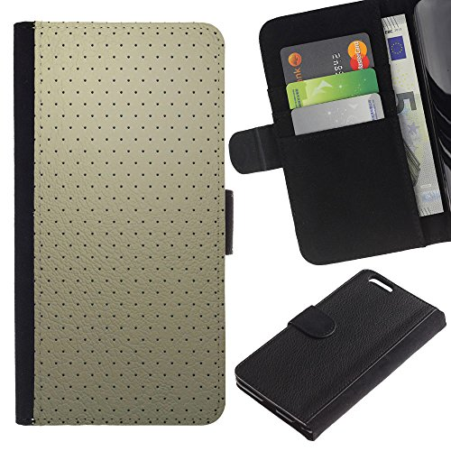 LeCase - Apple Iphone 6 PLUS 5.5 - Simple Pattern 19 - Cuir PU Portefeuille Coverture Shell Armure Coque Coq Cas Etui Housse Case Cover Wallet Credit Card