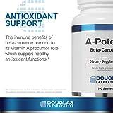 Douglas Laboratories - A-Potene - Beta-Carotene
