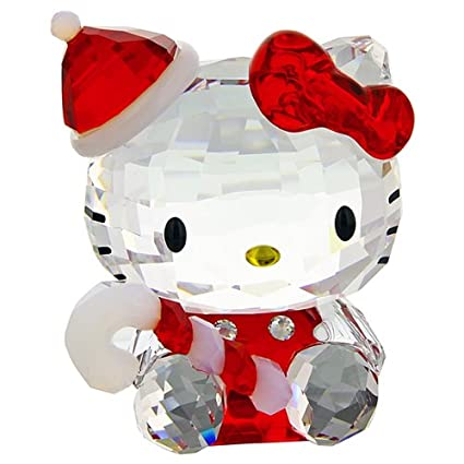 b137c4b92 Image Unavailable. Image not available for. Color: Swarovski Hello Kitty  Santa 1142935