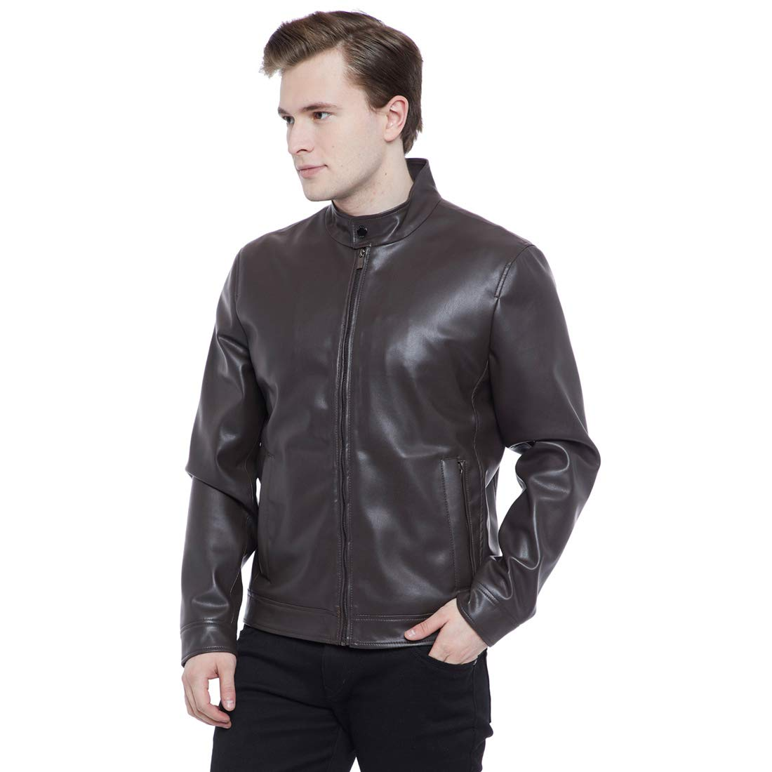d3a01d5c0 Guy Laroche Men's Jacket: Amazon.in: Clothing & Accessories