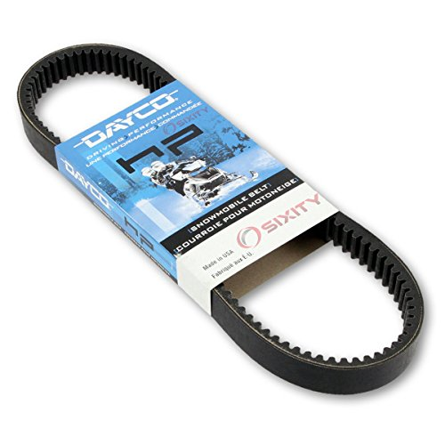 1992-1999 Polaris XLT SP Drive Belt Dayco HP Indy Special Snowmobile OEM Upgrade Replacement Transmission Belts - Operations Special Body Armor