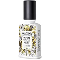 Spray de tocador Poo-Pourri Before-You-Go de 4 oz, aroma cítrico original