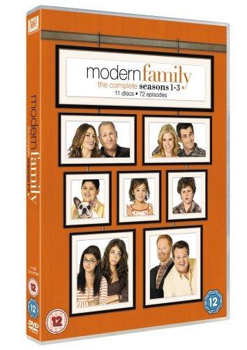 Modern Family - Season 1-3 [DVD] [2009]