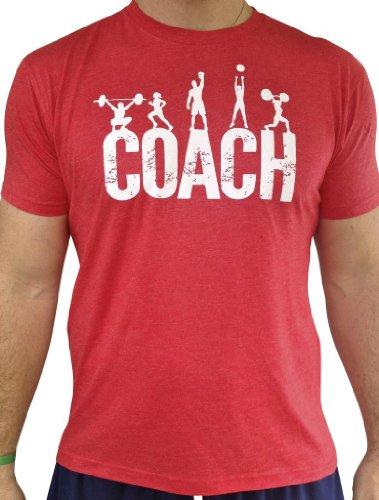 SoRock Men's Coach Tri-Blend T-Shirt