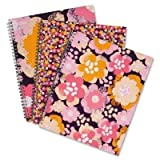 Mead - Pretty Please Notebook, Colg Rld, 8quot;x10-1/2quot;, 80Shts, Multi, Sold as 1 Each, MEA 07046 by Mead