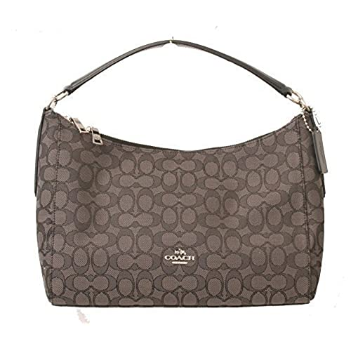... release date coach outline signature east west celeste convertible hobo  fd314 4ad6d shopping coach womens mixed leather edie 31 shoulder ... 9ef0ce0ba9fa3